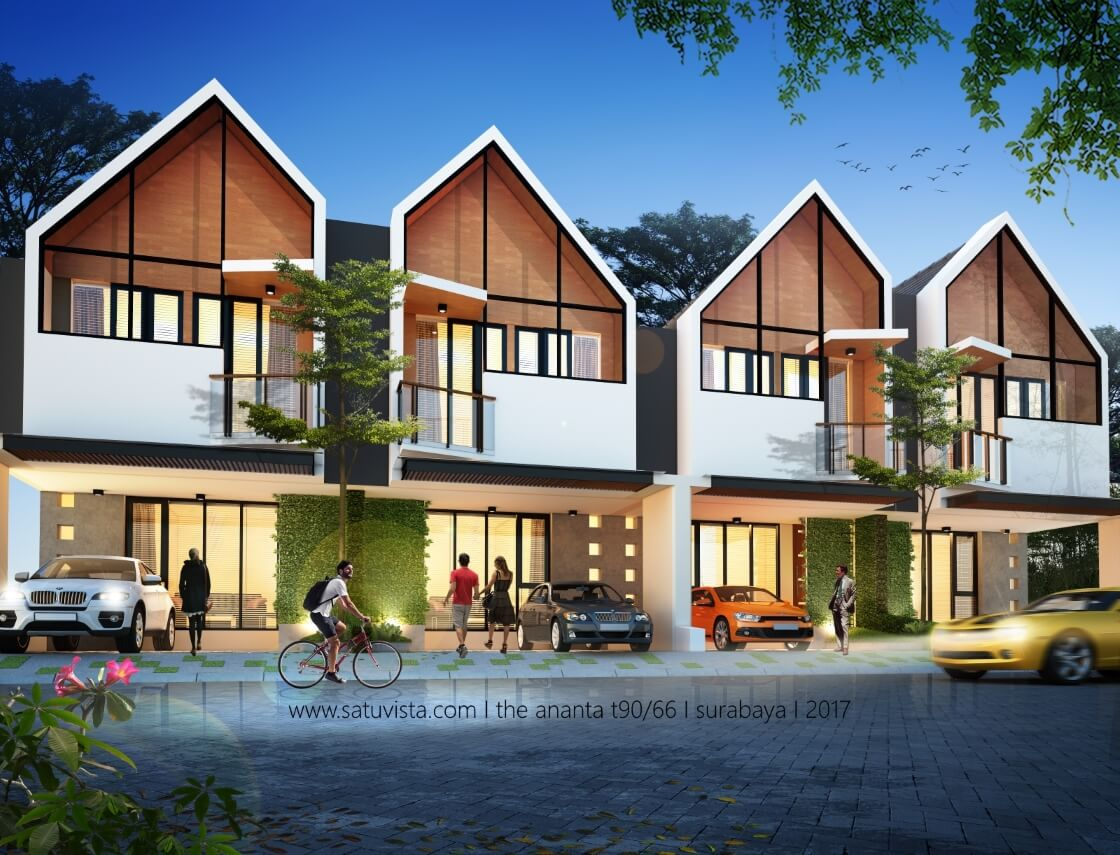 The Ananta Town House