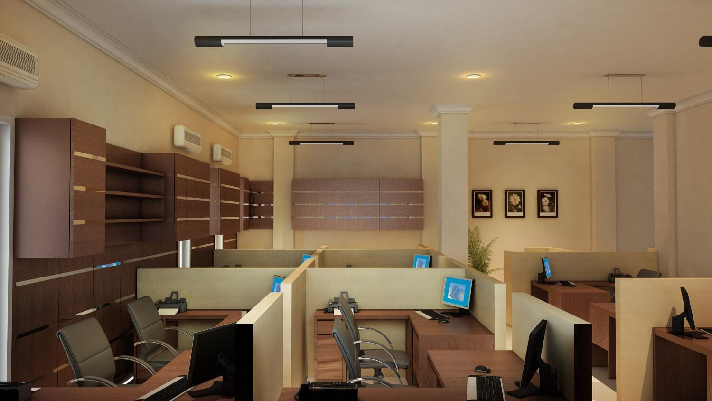 Interior Kantor PT. BJL