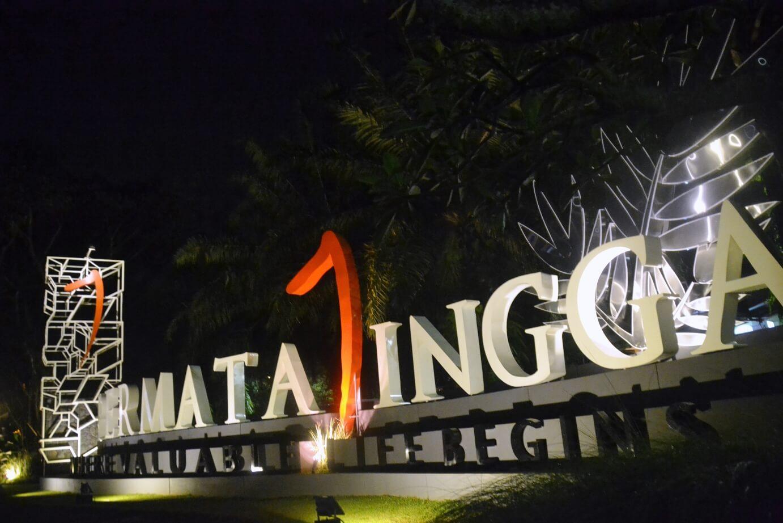 Main Gate Permata Jingga