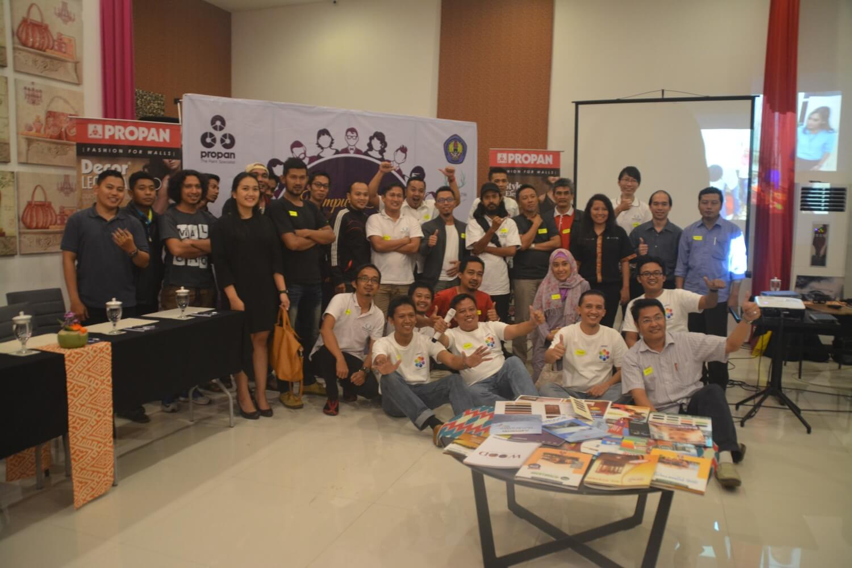 Sayembara Propan Gathering Propan Feat. Inha 98